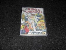 KING OF THE CARNIVAL CLIFFHANGER SERIAL 12 CHAPTERS 2 DVDS
