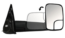 Ram Pickup Right Passenger Power Heated Tow Flipup Side View Mirror