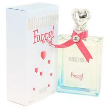 Moschino Funny Perfume 3.4oz Eau De Toilette MSRP $80 NIB