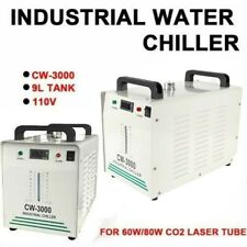 Industrial Water Chiller 110V CW-3000 for CNC/ Laser Engraver Engraving Machines
