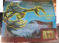 Atlantis The Lost Empire NIB Leviathan Action Figure Set Disney 2000 Mattel RARO