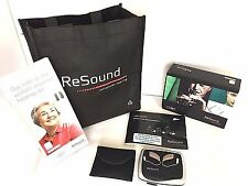 2 ReSOUND LiNX LN961 Receiver in Ear, compatible w iPHONEs