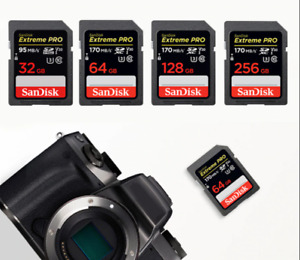 SanDisk Ultra Original SD card 16GB 32GB SDHC 64GB 128GB 256GB SDXC Class10 Memo