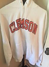 Vintage Champion Athletics NCAA Clemson Tigers Hoodie Size XXL
