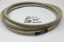 "GENUINE RALLY HUSQVARNA LT131 LT141 RIDEON LAWNMOWER 38"" CUT DECK BELT 193214"