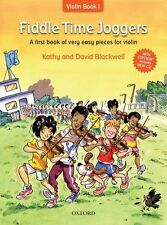 FIDDLE TIME JOGGERS Book & CD REVISED*