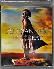 Alexander The Great Blu-Ray(Richard Burton)(Twilight Time)All Regions Free Post