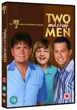Two and a Half Men - Season 7 DVD 2010 by Charlie Sheen.
