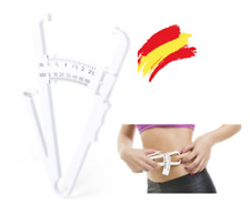 Adipometro Medidor de Grasa Corporal Tipo Pinza Manua Dieta Adelgazar Salud