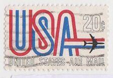 (UST-271) 1968 USA 20c USA air Mail (D)