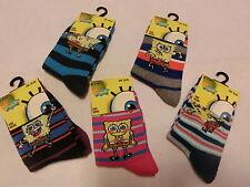 Markenlose Socken für Jungen mit Zeichentrick/Spaßmotiv
