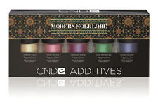 CND Creative Nail MODERN FOLKLORE Additives 5 Colors !!