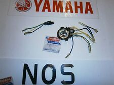 YAMAHA RT1,2, DT1,2,3 - HEADLAMP BULB SOCKET HOLDER