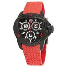 Tonino Lamborghini Spyder 1300 Black Dial Men's Watch