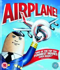 Airplane! Blu-Ray | (Robert Hays) (Julie Hagerty) (Leslie Nielsen) (1980)