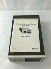 Pharmacia EPS 3500 Electrophoresis Power Supply **Includes Manual**