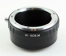 187716 Adapter for Nikon Lenses to Canon EOS Mirror-less Cameras