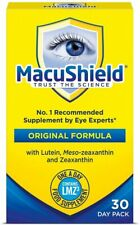 Macushield Original - para el Ojo Salud - 30 Días Pack