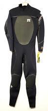 BODY GLOVE Men's 3/2 Back-Zip Wetsuit - BLK - Medium - NWT