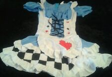 Leg Avenue Sexy Alice& Wonderland  Hot! Halloween Costume  Xs