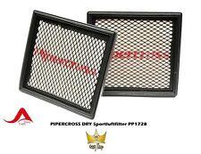 PIPERCROSS Sportluftfilter PP1728 - INFINITI NISSAN - auswaschbar - trocken