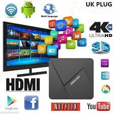 DOLAMEE D5 Android TV magic Box. BRAND NEW UK
