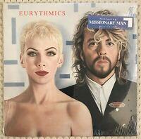 EURYTHMICS  - REVENGE - ELECTRO ROCK POP VINYL LP MISSIONARY MAN 1986 SEALED!!!