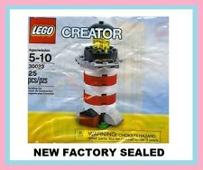 LEGO CREATOR Mini Lighthouse Brick Light house set 30023  polybag NEW RARE