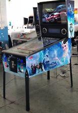 Disney Frozen Virtual Pinball Machine w/1086 Games! - 1 Left!