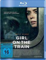 GIRL ON THE TRAIN (EMILY BLUNT, REBECCA FERGUSON, LUKE EVANS,...) BLU-RAY NEU