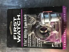 "First Watch 1 1/8"" Utility Cam Lock #1381 - NEW"
