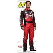 JEFF GORDON #24 NASCAR Auto Racing CARDBOARD CUTOUT Standup Standee Poster F/S