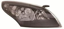 Renault Megane 2012-2014 Black Front Headlight Headlamp O/S Drivers Right