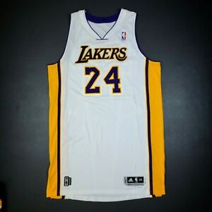 100% Authentic Kobe Bryant 2010 11 Lakers Pro Cut Limited Edition Lakers Jersey