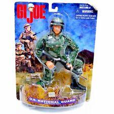 GI JOE US National Guard Fully Poseable Action Figure 1997 New 12 inch Figure