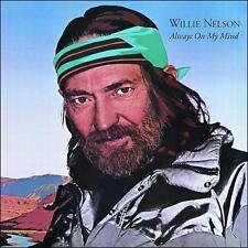 Always on My Mind [Bonus Tracks] [Remaster] by Willie Nelson (CD, Feb-2008, Lega