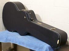 Guild TKL Round Neck Dobro Resophonic Resonator Deluxe Hard Acoustic Case Black