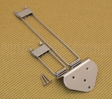 TP-0433-010 Frequensator Style Guitar  Trapeze Tailpiece Chrome Archtop Models