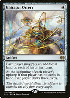 Ghirapur Orrery - Kaladesh NM/M Artifact Lands Combo EDH Commander Gitrog