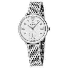 Eterna Women's Eternity White Dial Stainless Steel Quartz Watch 2801.41.96.1743