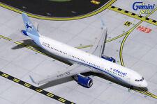 Gemini Jets 1:400 Scale Interjet Airbus A321(S) XA-GEO GJAIJ1703