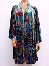 Johnny Was Frame Velvet Kimono Jacket -  XXL / 1X - OL64170517