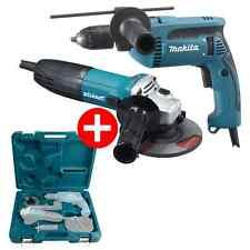 Makita DK1185 HP1641 + GA5030 Werkzeugset Werkstatt Industrie Kombiset Neuware