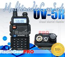 BAOFENG UV-5R RICETRASMITTENTE VHF/UHF DUAL BAND RADIO 136-174 400-480 Mhz APS*