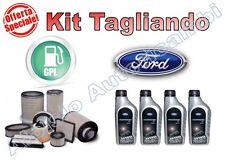 KIT TAGLIANDO FORD B-MAX 1.4 LPG 86/90CV DAL 2013 *Spedizione inclusa!!*