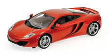 MINICHAMPS 110 133020 McLAREN MP4-12C diecast road car 2011 Volcano orange 1:18
