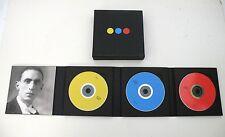 UMBERTO MICHELI - MUSICA DA CAMERA E OPERE PER PIANOFORTE SOLO - BOX 3 CD