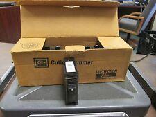 Cutler-Hammer  Circuit Breaker  BR115  15A  120/240V  1 Pole  **Box of 10**