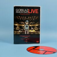 Gorillaz - Demon Days Live At The Manchester Opera House DVD - GUARANTEED