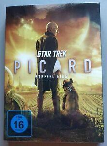 Star Trek: Picard - Staffel 1, 4 DVDs